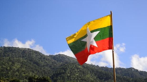 שגרירות בורמה