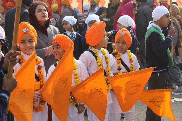 פסטיבל באיסקי הודו