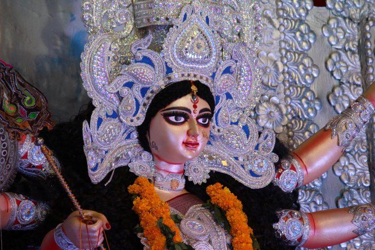 פסטיבל דורגה פוג'ה בהודו