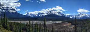 הרי הרוקי הקנדיים